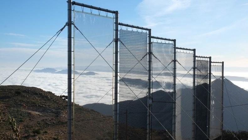 fog catching technology water purifier