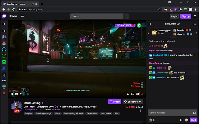 TTV AdEraser how to block twitch ads