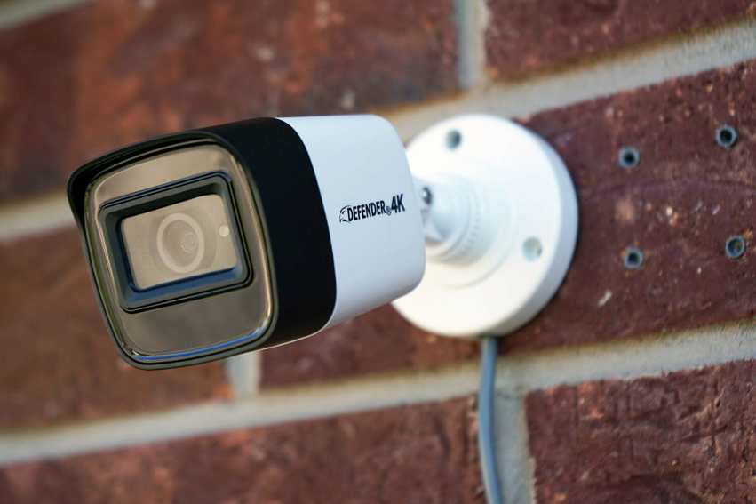defender Security Camera Without WiFi