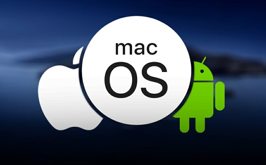 file transfer mac and android