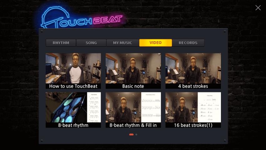 learning videos online drum