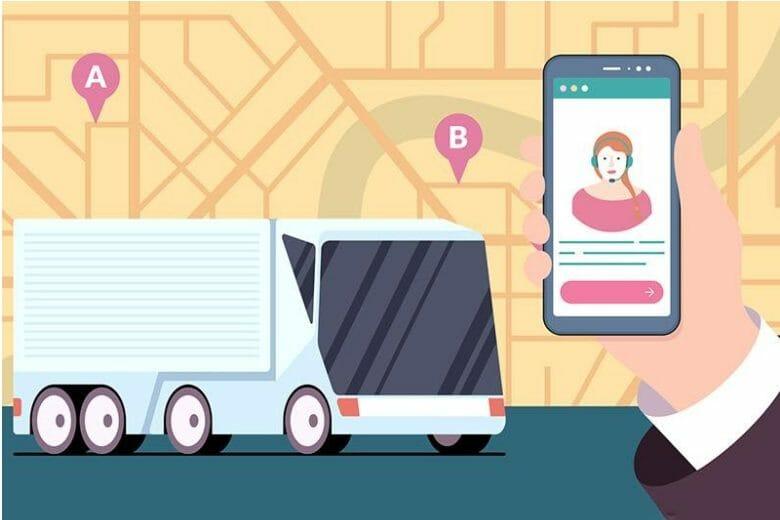 mobile and logistics