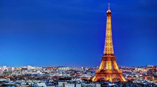 The Eiffel Tower in Paris. Photo credit: Niserin/123RF.