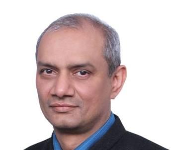 Aye Finance co-founder Sanjay Sharma. Photo Credit: Aye Finance.