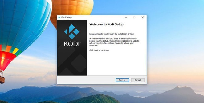 Install Kodi on Windows - Installation 4
