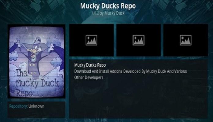 Mucky Ducks