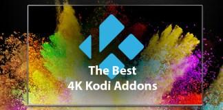 4K Kodi Addons - Featured
