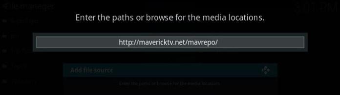 4K Kodi Addons - Maverick 3