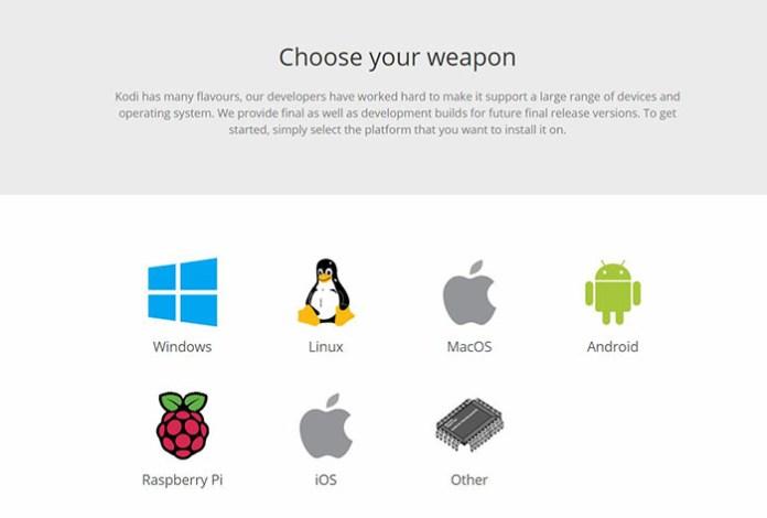 Install Kodi 17.5 on Windows - Kodi 2