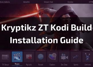 Kryptikz ZT Kodi Build