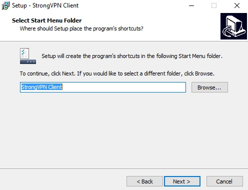 StrongVPN Review 2017 Client Installer