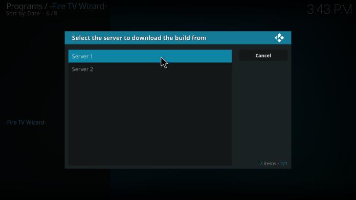 Fire TV Guru Kodi Build