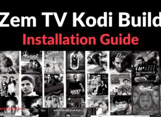 Zem TV Kodi Addon