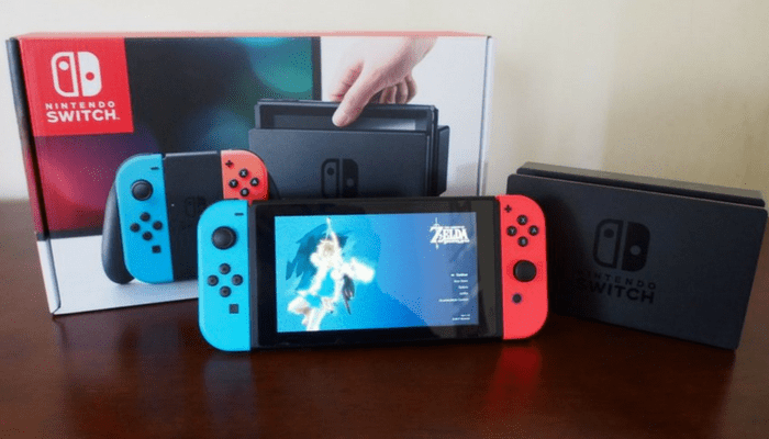New Switch update doesn't bring any big changes