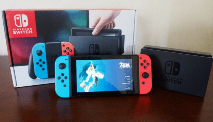 Nintendo Switch To Get Social Media Centric System Update