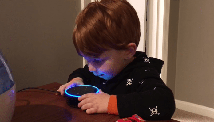 Amazon Echo Dot Kids Edition Makes Parenthood Easier