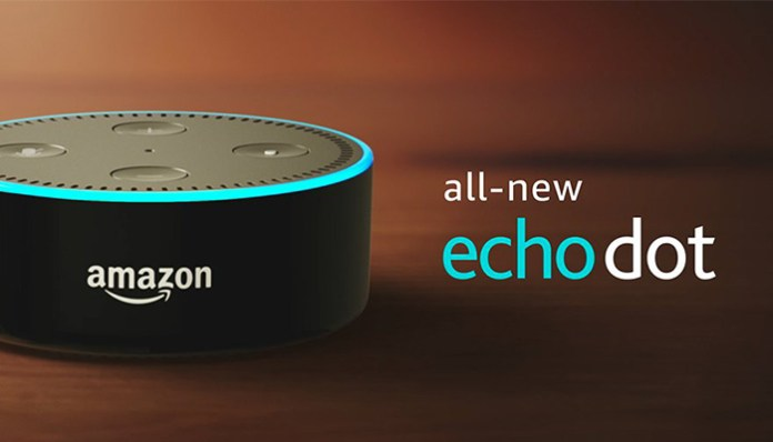 Buy Amazon Echo Dot For $40 - Featured
