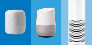 Amazon Is Getting A Lot Of Competition In The Smart Speaker Market