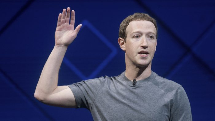 Marck Zuckerberg Facebook