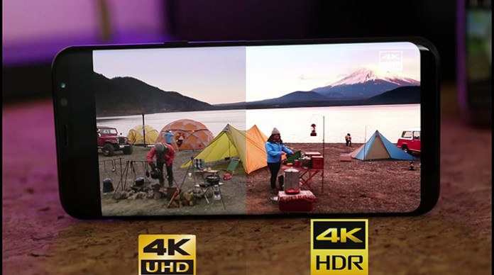 uhd and hdr display comparison