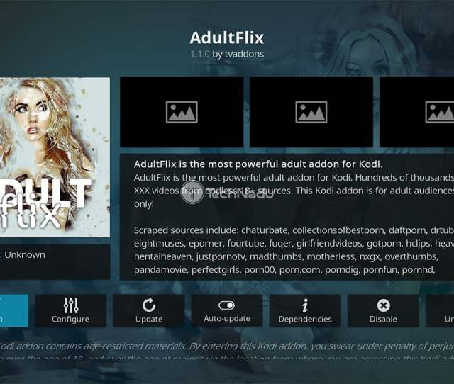 Best Adult Addons For Kodi In  Technadu