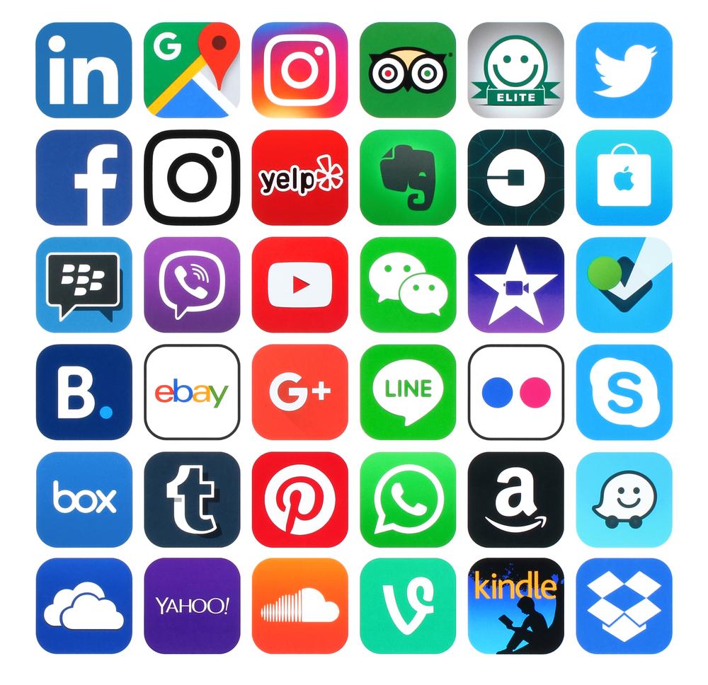 Apps Media Pc Social