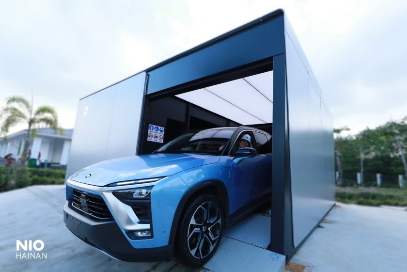 Hainan bets on swappable battery business model to boost EV sales · TechNode