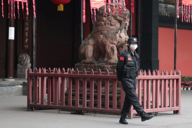 government china coronavirus social media red cross flu outbreak