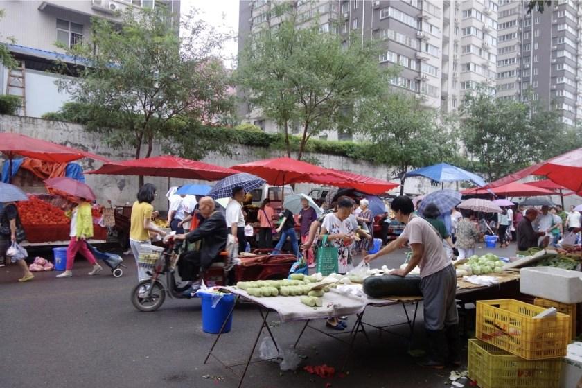 rural e-commerce urban market