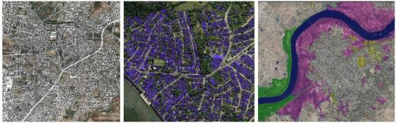 The machine vision challenge to better analyse satellite images of Earth