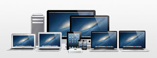 Products that Apple authorized resellers can sell