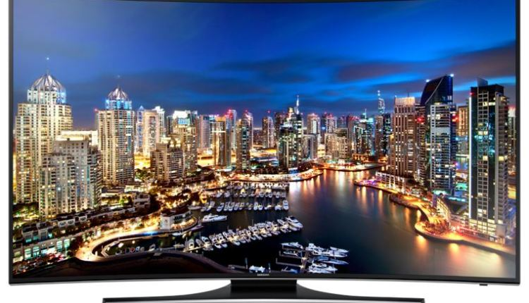 Samsung TV price in Nepal, a sample Samsung UHD TV available in Nepal
