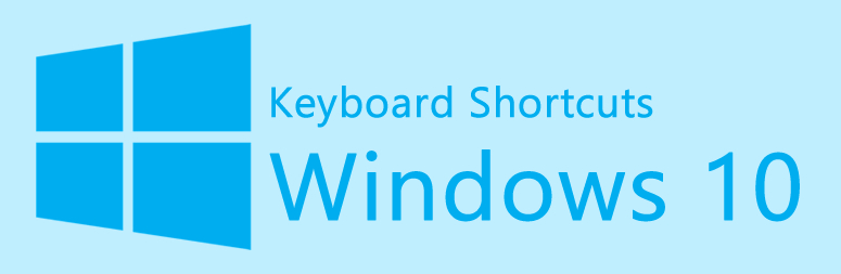 Windows 10 useful keyboard shortcuts