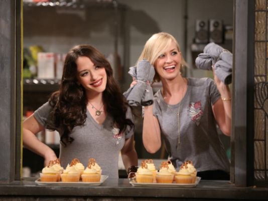 2 Broke Girls - And the Wrecking Ball