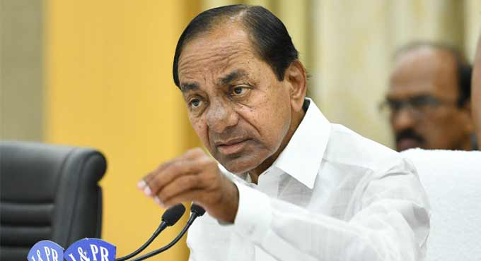 Extend lockdown till month end, exempt food processing units: KCR ...