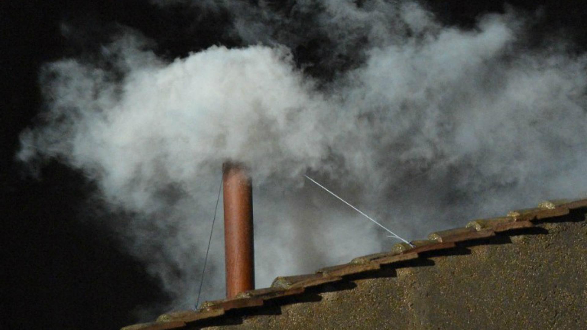 vatican chimney