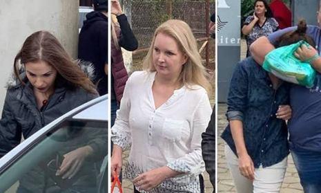 Suzane von Richthofen, Anna Carolina Jatobá e Elize Matsunaga deixam presídio para 'saidinha'