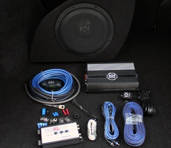 Review NVX Custom Tesla Model S Subwoofer System