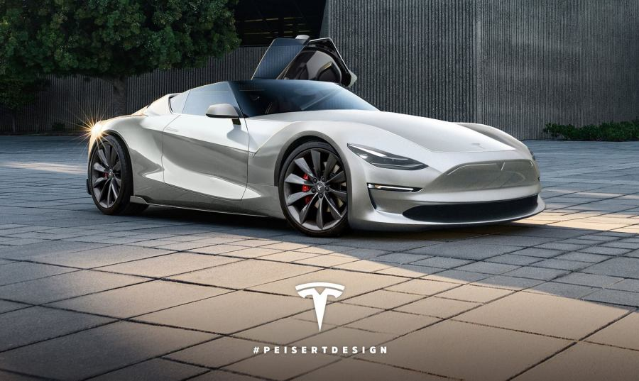 Next generation Tesla Roadster will be a convertible  says Musk