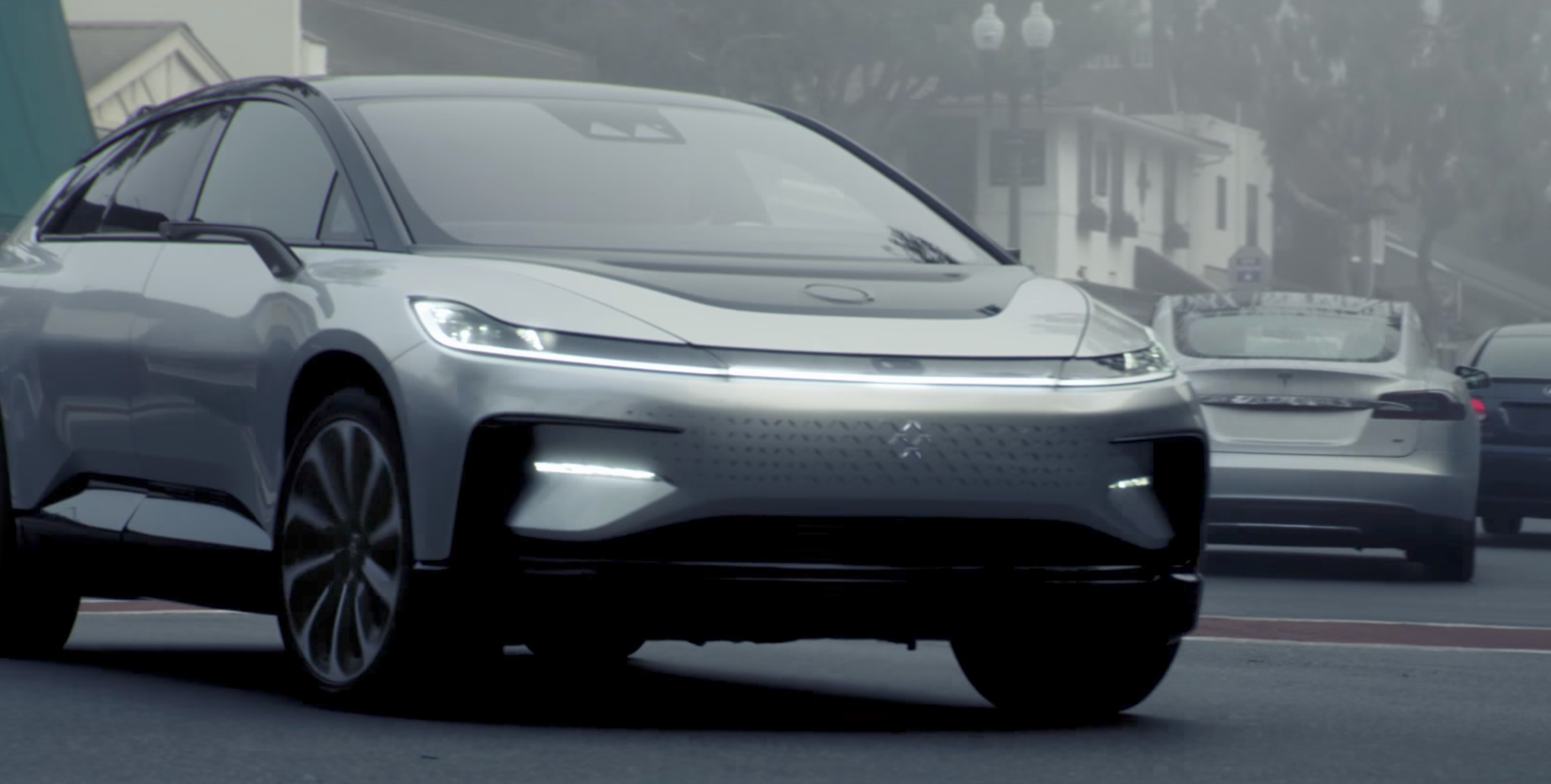 Faraday Future Celebrates 3 Year Anniversary With Another