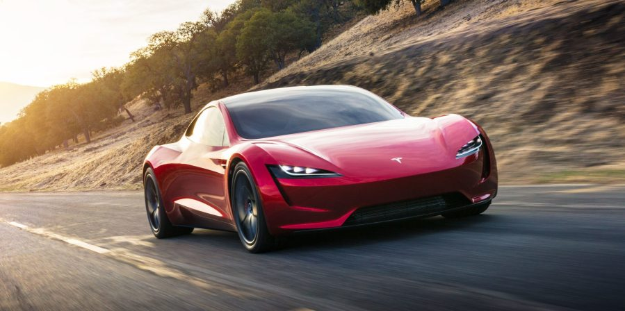Tesla Roadster performance specs are actual and not theoretical     Tesla Roadster performance specs are actual and not theoretical  says test  driver