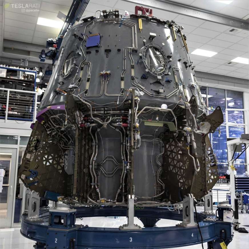 SpaceX's Crew Dragon to launch astronauts in July, says ...