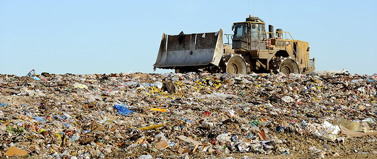 Image result for landfill pictures