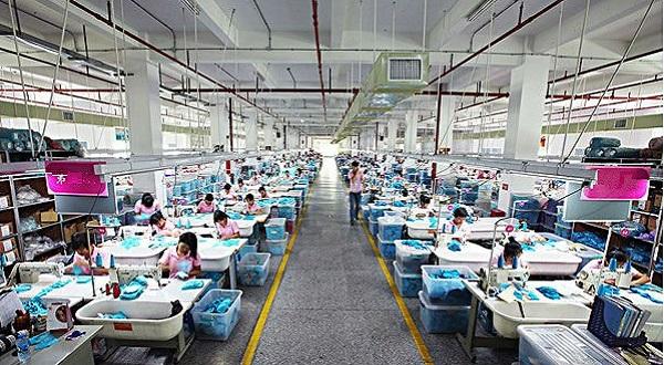 Garment-factory