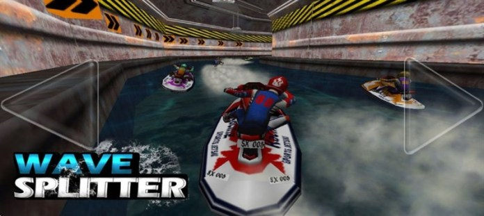 Wave Splitter Jetski Racing
