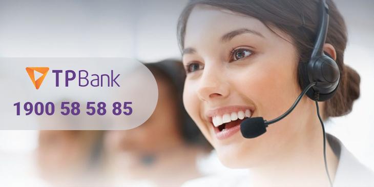 Số tổng đài - Hotline chính thức của TPBank
