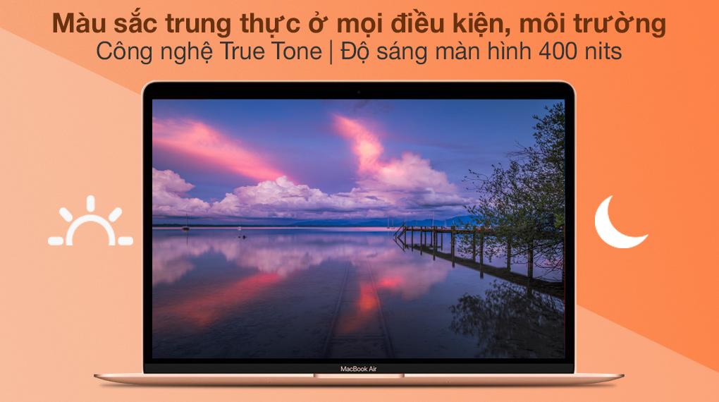 MacBook Air M1 2020 Gold (Z12A00050) - True Tone