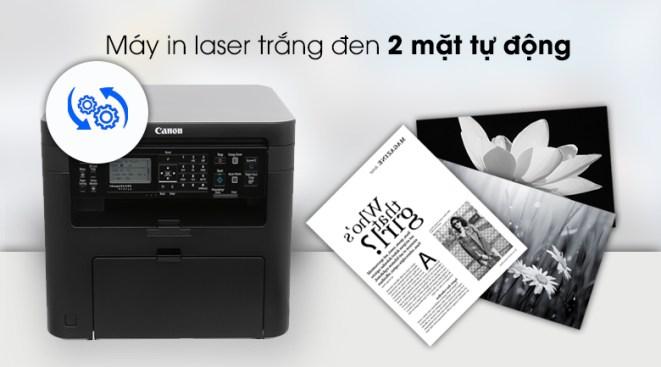 Máy in đa năng Canon Laser MF241d - In 2 mặt tự động