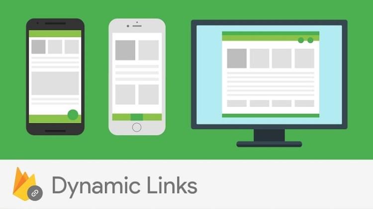 Anhr minh họa Firebase Dynamic Links
