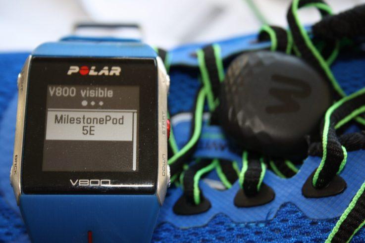 Milestone Pod Review Polar V800